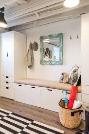 Best  Low Ceiling Basement Ideas On Pinterest - Exposed basement ceiling