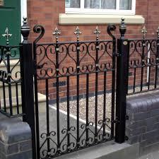 wrought iron garden gates ironcraft in marvellous wrought iron garden gates for your residence decor