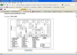 2000 suzuki esteem fuse box 2000 wiring diagrams online