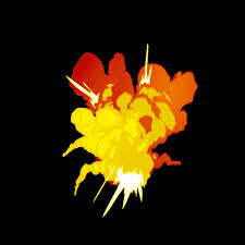 exploding animated gif. Exellent Exploding With Exploding Animated Gif B