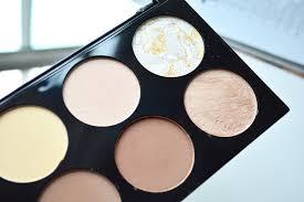 makeup revolution contour palette. makeup revolution, ultra contour kit, contouring, highlighting, revolution palette