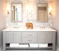 Small Picture Luxury Bathroom Vanities Beach Style With Gray Backsplash 15 Cool