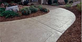 texas stamped concrete walkway concrete walkways one awesome concrete missouri city tx