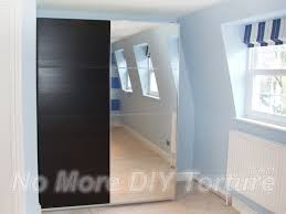 ikea pax wardrobe malm sliding door