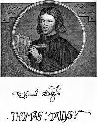 Thomas Tallis - Wikipedia