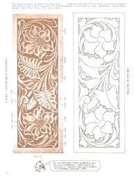 craft leather patterns free fl