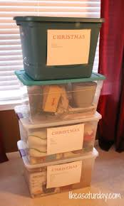Storage For Christmas Decorations 1000 Images About Christmas Organization And Storage On Pinterest