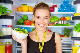 fit healthy young woman who is an expert on t and nutrition