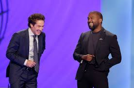 Kanye Wests Sunday Service Talk With Joel Osteen 5