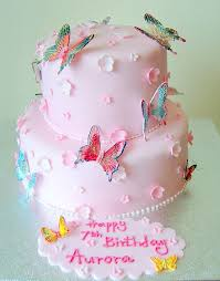 Butterfly Cake 1 Butterfly Party Butterfly Birthday Cakes Cake