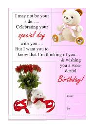 Birthday Cards Templates Word 29 Images Of Birthday Card Template For Word Leseriail Com