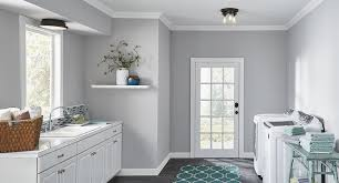as laundry and utility rooms get bigger lights get more fuctional