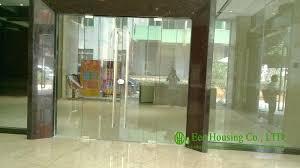 frameless glass entry doors residential glass door entry decor ideas