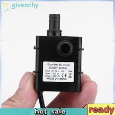 Giá bán Máy Bơm Nước Mini Dc12v Cho Xe Hơi