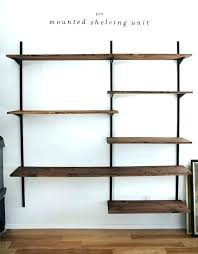 wall shelf mounts wooden shelves wall floating shelf mounting brackets home depot wall shelving wall decoration with shelving unit sailchicago info
