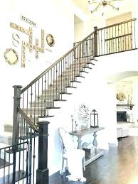 phenomenal stairway wall decor idea stairwell decorating best on pertaining to staircase storage decorate tall