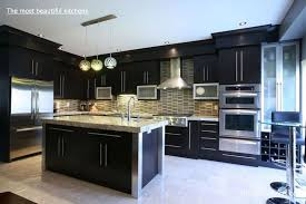 beautiful modern kitchens. The Following Discussion Focuses On Modern Kitchen. Built-in Facilities Are Priority Moment For This Example. In Fact Design Can Be Divided Into Beautiful Kitchens R