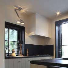 ceiling mounted spotlight indoor led halogen nomad modular lighting instruments