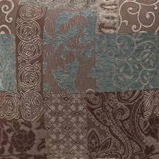 croscill galleria comforter set king brown 18