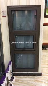 Casement Window Designs In Nigeria Nigeria New Design 48 X 48 Insulated Glass Aluminum Casement Window With Mosquito Net View Casement Window Longxuan Product Details From Guangzhou