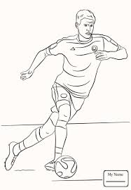 Messi Coloring Pages Best Of Soccer Guy Soccer Coloring Pages