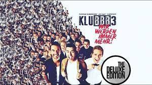 KLUBBB3 🌟 WIR WERDEN IMMER MEHR! 🌟 DAS NEUE ALBUM 2018 (SCHLAGER MEDLEY)  - YouTube