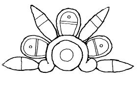 Mayan drawing