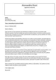 Lettera Di Presentazione Modello Di Lettera Motivazionale Per Borsa Di Studio Da