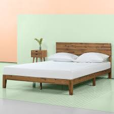 headboards for beds wood platform bed