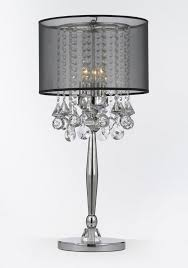 medium size of vintage cut crystal table lamps with night light in base antique baccarat hanging