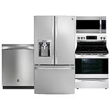 kenmore appliance packages. kenmore elite 4 piece kitchen package - stainless steel appliance packages e
