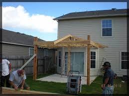 hip roof patio cover plans. Custom Built Patio Cover - Villa Del Lago Job Hip Roof Plans