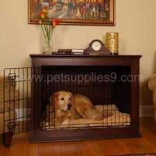 dog crates furniture style. midwest heritage wooden dog crate who says you canu0027t crates furniture style r