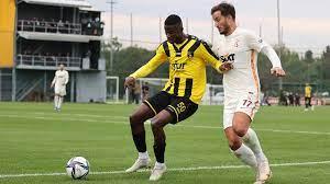 Galatasaray hazırlık maçında İstanbulspor'la berabere kaldı