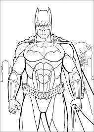 Batman Tekeningen Om Te Tekenen Voor Kinderen 27