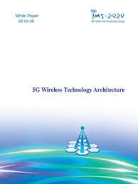 5g technology architecture. 5g technology architecture e
