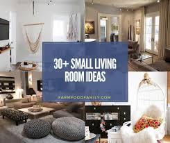 Interior Designs For Small Living Rooms Cocosetc