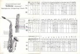 Saxophone Size Chart Historic Saxophone Ads Sax Gourmet