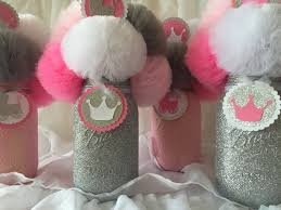 attractive pink and grey baby shower decorations pink gray baby shower decorations baby shower centerpieces