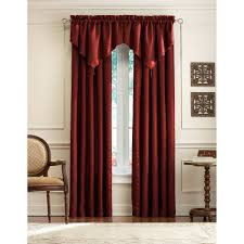 Priscilla Curtains Living Room Curtains With Attached Valances