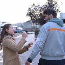 Survivor Nisa Bölükbaşı ve Barış Murat Yağcı öpüşme videosu