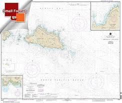 Amazon Com Noaa Chart 16436 Shemya Island Alcan Harbor