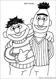 Small Picture free printable sesame street coloring pages for kids Sesame Street