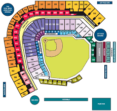 Pnc Park Pirates Seating Chart Tim And Jills Travelogue