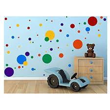 toarti polka dots wall decals 132