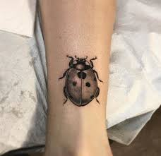 Tatuaggio Coccinella 100 Idee Per Foto Schizzi Valore Per Le Ragazze