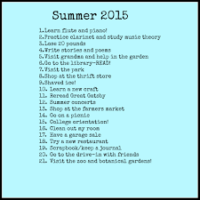 summer things to do manaketes summer bucket list 2015