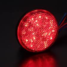 Đèn led hình tròn gắn đuôi xe ô tô / mô tô báo tín hiệu hãm phanh giảm chỉ  còn 39,200 đ