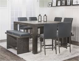 grey dining room chairs in 2018 cool grey dining table set 12 farmhouse with bench fantastic