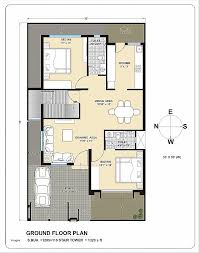 x 40 duplex house plans south facing post